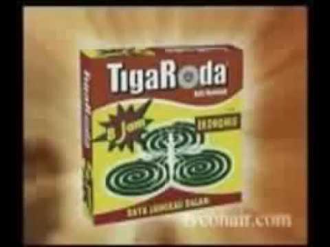 Iklan Obat Nyamuk Bakar Tiga Roda versi Basuki (2005)