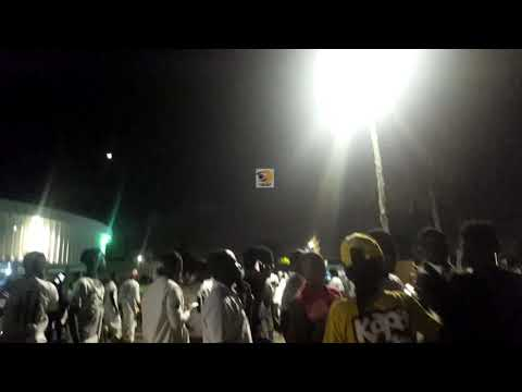 MASSIVE CROWD AT SHATTA WALE'S REIGN CONCERT