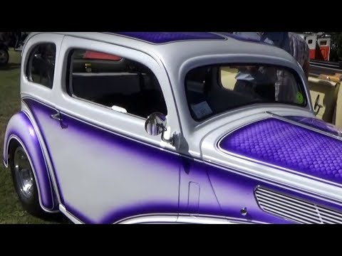 NSRA Hot Rod Supernationals 2017
