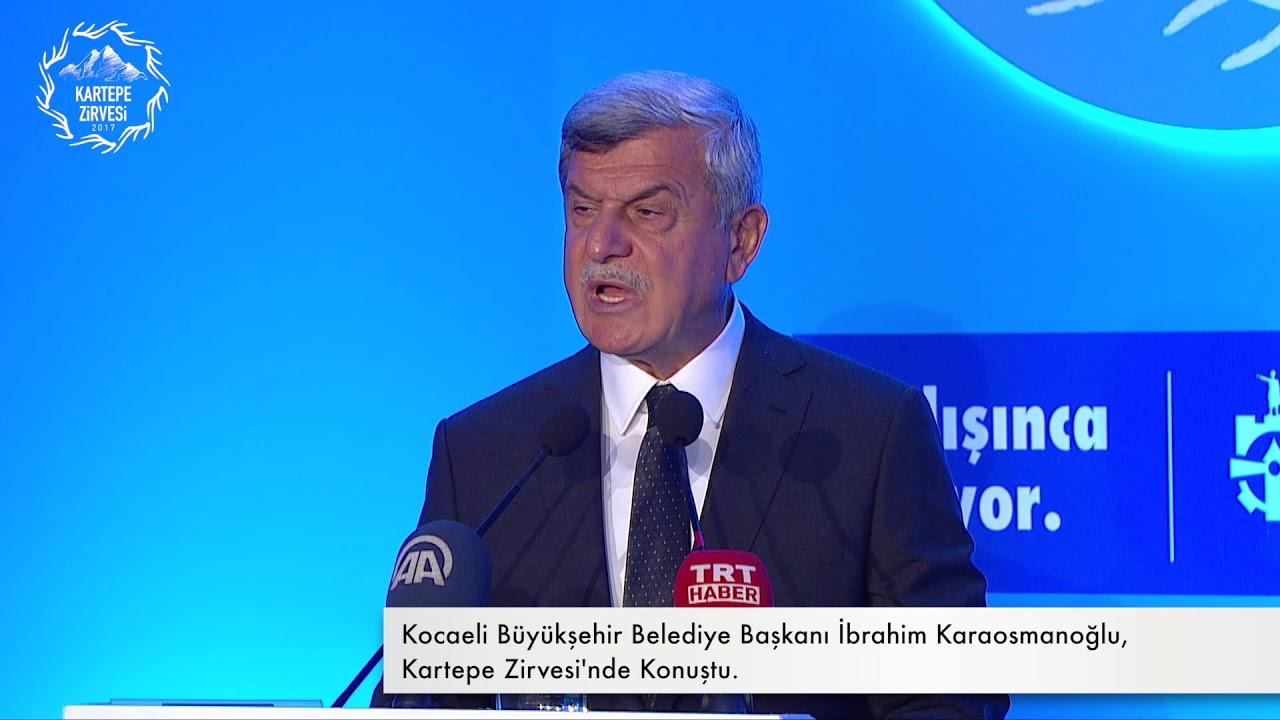 Karaosmanoğlu: Ülkemizin maruz kaldığı girişim, dünya darbe düzeni için dönüm noktasıdır.