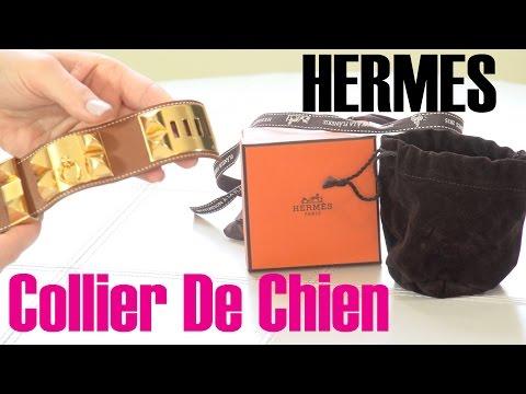Hermes Collier De Chien, CDC Unboxing & Review