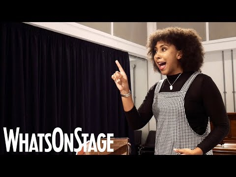 The Producers at the Royal Exchange | Emily-Mae performs 'When You Got It, Flaunt It'