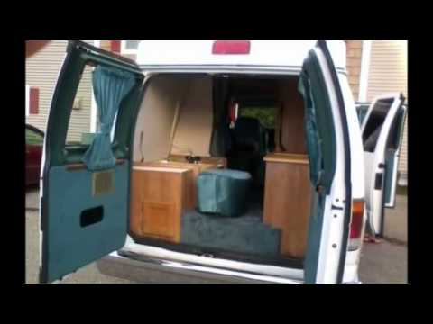 1994 Ford Coachmen Class B in Manchester, NH - YouTube