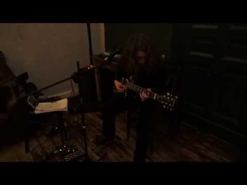 SIBERIAN BLUES MELANCHOLY MARIA MARACHOWSKA Electric Guitar, Loop Machine Instrumental 2017