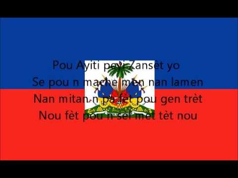 Hymne national d'Haïti