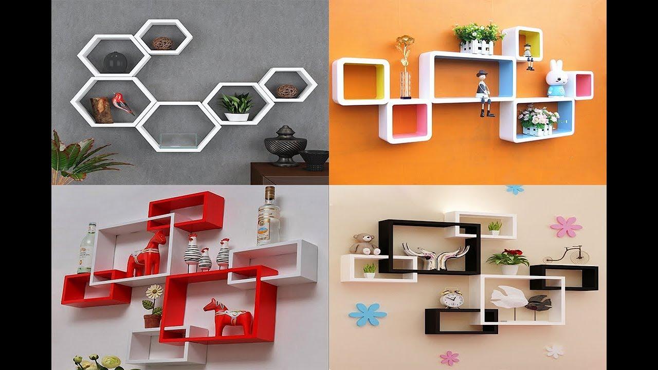 Wall Shelves Design For Bedroom