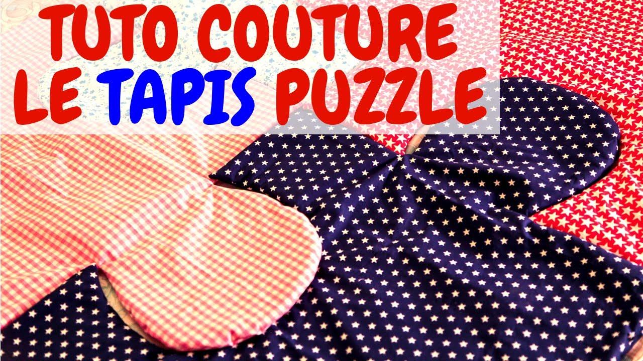tuto couture le tapis puzzle