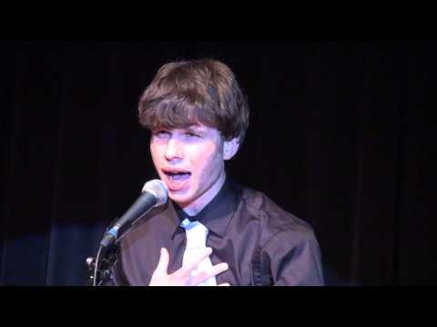 Clark High School Pop Concert Viva La Vida a cappella