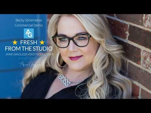 Becky Stinemetze - Commercial Demo