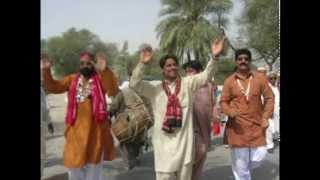 Saraiki tarana Khari dendi han saneray by Rizwan Awan