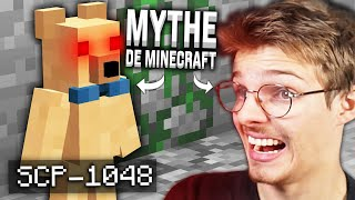 LE MYTHE PARANORMAL DE MINECRAFT ?!