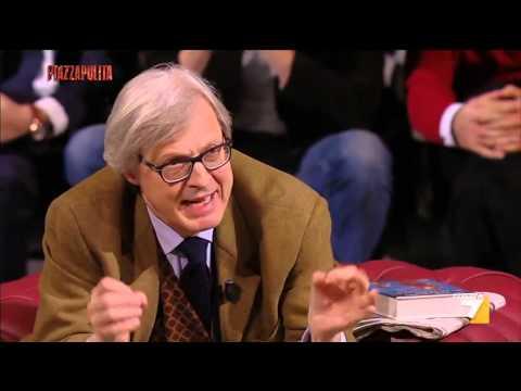 Vittorio Sgarbi: 'In Parlamento e nei Comuni ignoranti come capre!'