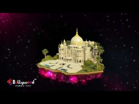 Dubai Parks and Resorts Hologram Video - Arabian Travel Market 2016