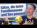 Sprüche beim Sex und Familienessen | jungsfragen.de
