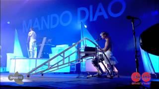 Mando Diao - Mr. Moon - Lowlands 2014