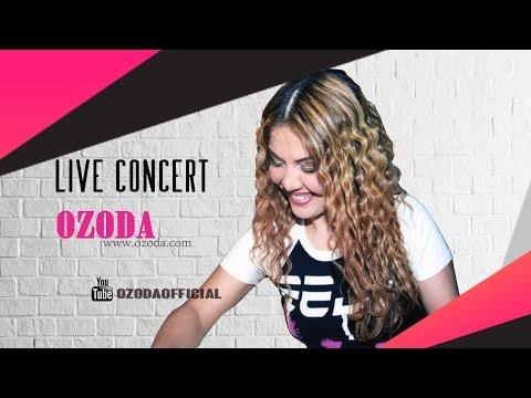Ozoda  - Live concert in Andijan (Official Channel)