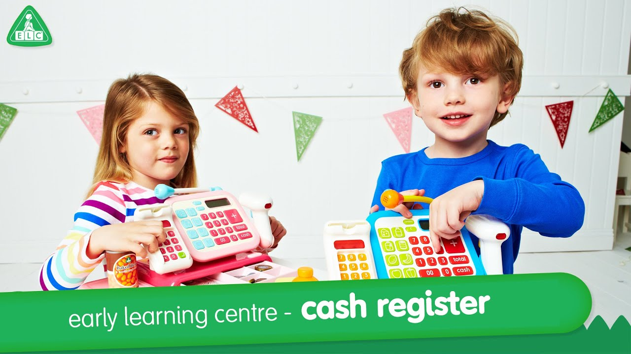 Early Learning Centre Cash Register - YouTube