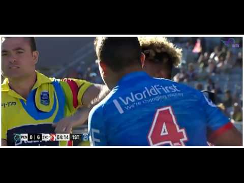 (HD) NRL Auckland Nines 2017 Final | Panthers v Roosters | Game Highlights | Rugby League