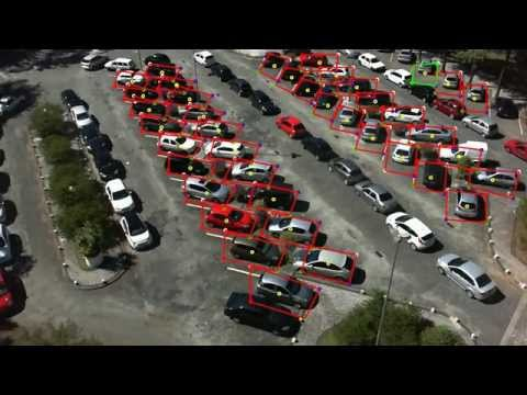 Deep Learning - Automatic Parking Lot Classification (UFPR05)