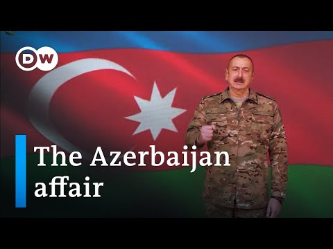 German politicians aid the Aliyev regime in Azerbaijan | DW Documentary