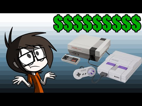 why-are-retro-games-so-expensive