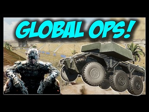 ► Armored Warfare: GLOBAL OPERATIONS = AW + COD! - Patch 0.18 Update