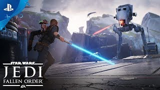 Star Wars Jedi: Fallen Order - E3 2019 Trailer | PS4