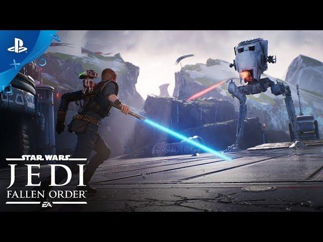 Star Wars Jedi: Fallen Order - E3 2019 Trailer | PS4