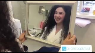 Dr.Ortodontist / Hastamızın Tedavi Bitimi.