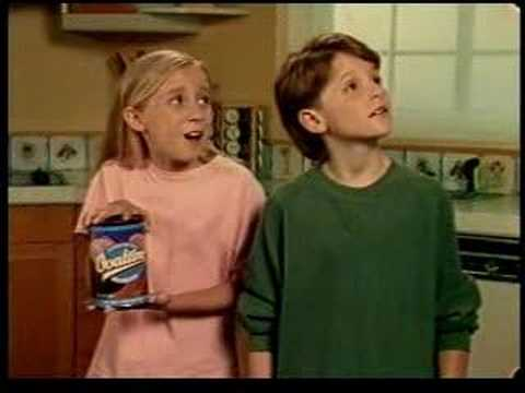 Ovaltine Commercial