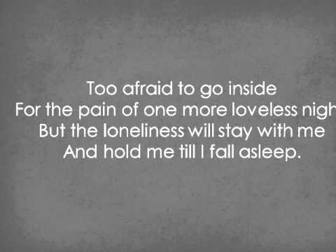 The Lonely Karaoke w/Lyrics