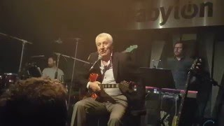 Mustafa Özkent ve Belçika Orkestrası Üsküdara Giderken