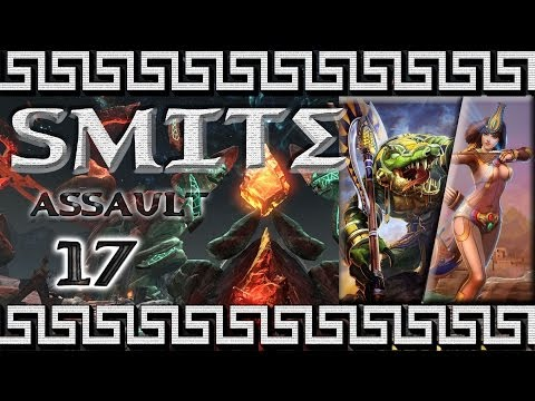 SMITE - From Charging Bull to Passive Butterfly