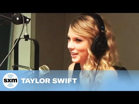 Taylor Swift Wasn't Cool in School  // SiriusXM // Hits 1