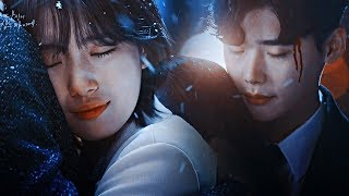 Jae Chan + Hong Joo - When night falls [ While you were sleeping OST ]