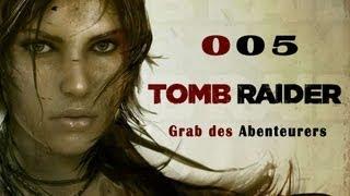 #005 Let's Play Tomb Raider - Grab des Abenteurers [German][HD]
