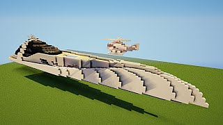 Minecraft super Yacht Par Emilboyen :)