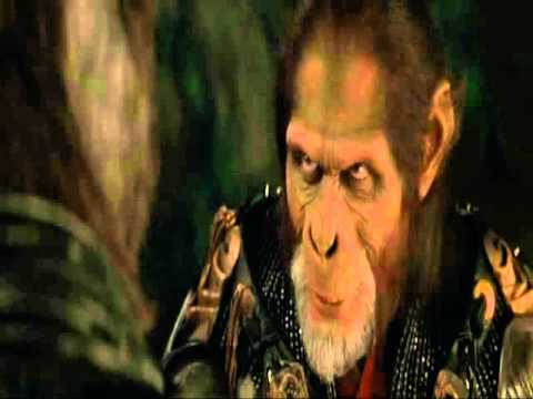 Weird Moments in Planet of the Apes