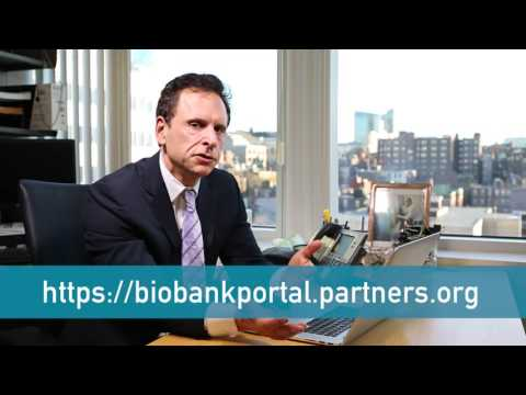 The Partners Biobank at Massachusetts General Hospital