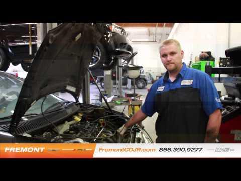 Meet Fremont CDJR Service Tech Shaun Lamberts | Newark, CA