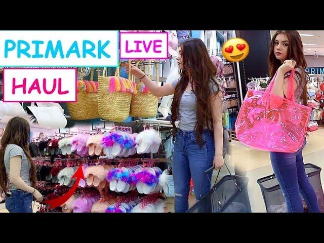 Primark Live Haul Mai 2018 - Yaseminboom