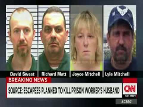 New York Prison Escape: Joyce Mitchell had sex with both Inmates?