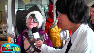 Download Video Sengoku Basara - Captain Hentai Interview @ AniNite'10 Thawa 2010 MP3 3GP MP4
