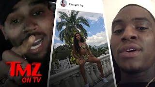 Soulja Boy And Chris Brown Are Beefing Over Karrueche Tran   TMZ TV