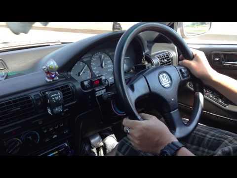 accord cb3 H22A 180 km/h at 3rd Gear (Thailand)