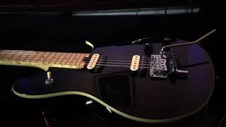 My Black, 2011 EVH Wolfgang special