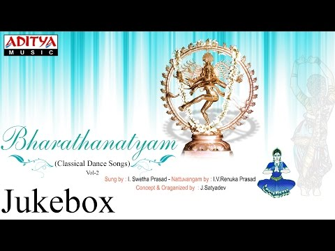 Bharathanatyam Vol.2 || I.Swetha Prasad  || Classical Dance Songs