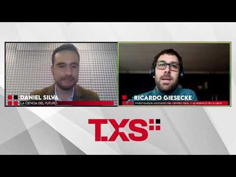 Daniel Silva en La Ciencia Del Futuro por TXSPlus.com