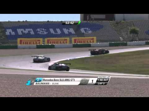Portugal - Portimao Circuit GT3 Weekend Highlights 07/07/12