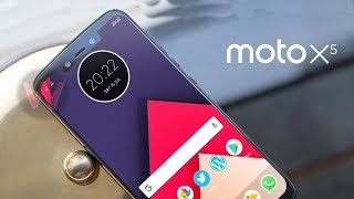 Moto X5: This is the FUTURE!!!